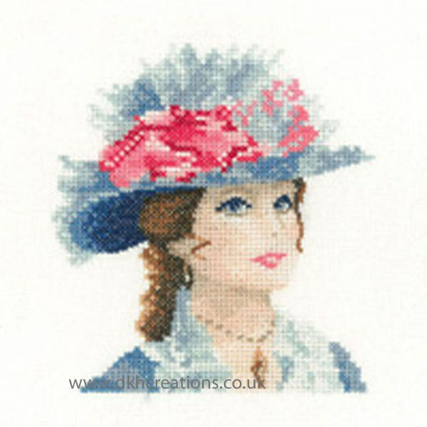 Maria Miniature Evenweave Cross Stitch Kit
